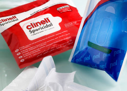 Clnell Wipes